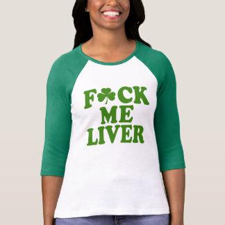 T-shirt Majorité j'Irlandais drôle de foie