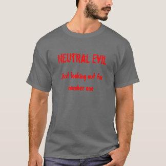 T-shirt Mal neutre