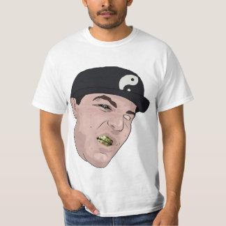 T-shirt malade de bande dessinée de Doc.