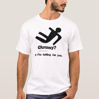 T-shirt Maladroit
