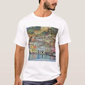 T-shirt Malcesine sur le policier de lac par Gustav Klimt