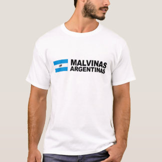T-shirt Malouines Argentines