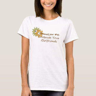 T-shirt Mamalaw #4… célèbrent vos amies