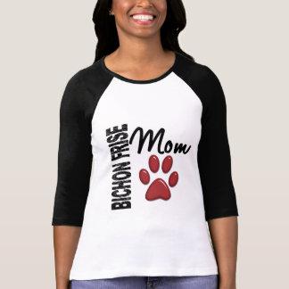 T-shirt Maman 2 de Bichon Frise