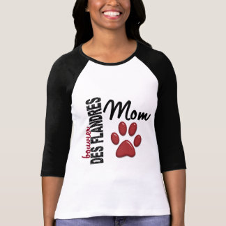 T-shirt Maman 2 de DES Flandres de Bouvier