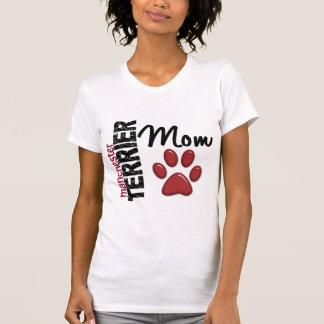 T-shirt Maman 2 de Manchester Terrier