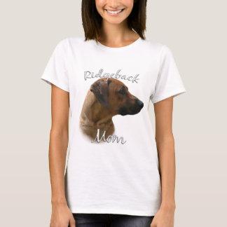 T-shirt Maman 2 de Rhodesian Ridgeback