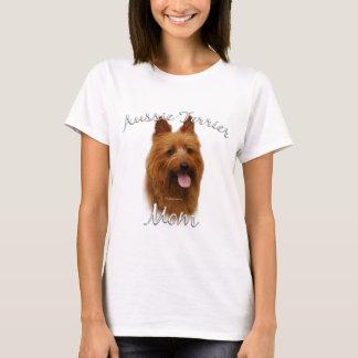 T-shirt Maman 2 de Terrier australien