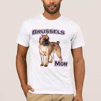 T-shirt Maman 4 de Bruxelles