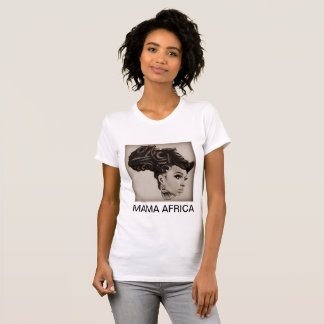 T-shirt Maman Afrique