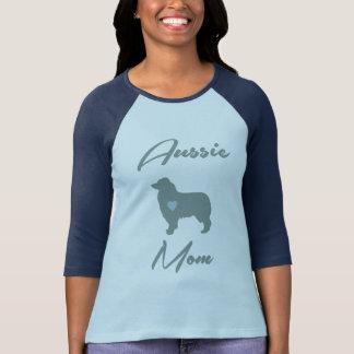 T-shirt Maman australienne