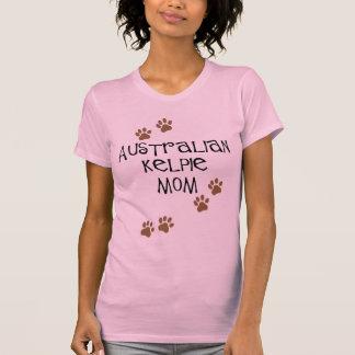 T-shirt Maman australienne de Kelpie