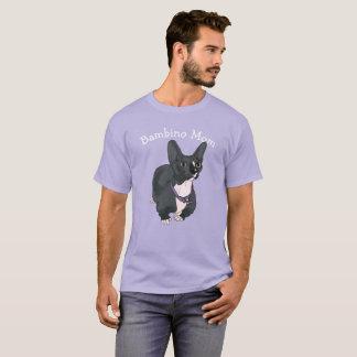T-shirt Maman de Bambino