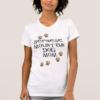 T-shirt Maman de chien de montagne de Bernese