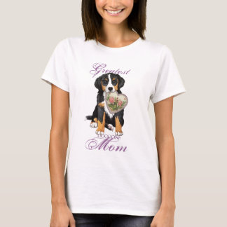 T-shirt Maman de coeur de Berner
