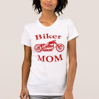 T-shirt Maman de cycliste