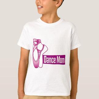 T-shirt Maman de danse
