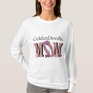 T-shirt MAMAN de GoldenDoodle
