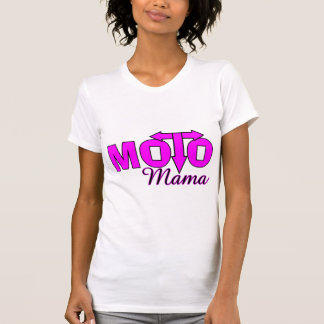 T-shirt Maman de Moto