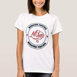 T-shirt Maman de PINSCHER MINIATURE