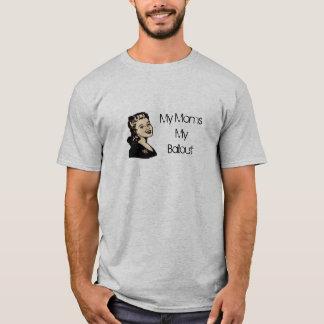 T-shirt Maman de renflouement