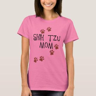 T-shirt Maman de Shih Tzu