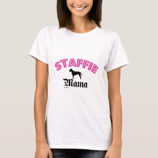 T-shirt Maman de Staffie