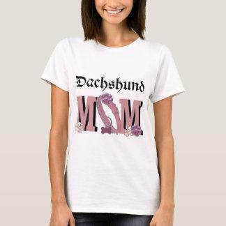 T-shirt MAMAN de teckel