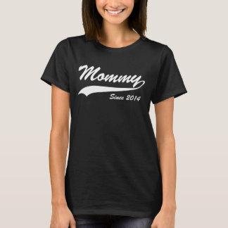 T-shirt Maman depuis 2014