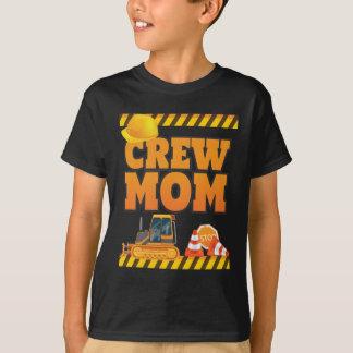 T-shirt Maman d'équipage