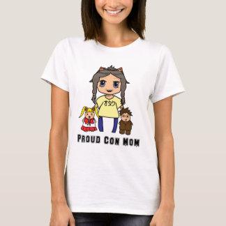 T-shirt Maman d'escroquerie