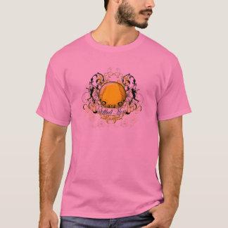 T-shirt Maman du base-ball