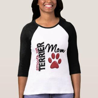 T-shirt Maman lisse 2 de Fox Terrier