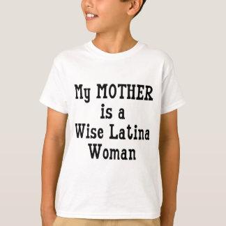 T-shirt Maman sage de Latina