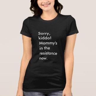 T-shirt Mamans dans la résistance