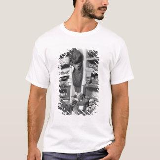 T-shirt Mamans dans les catacombes de Palerme, Italie