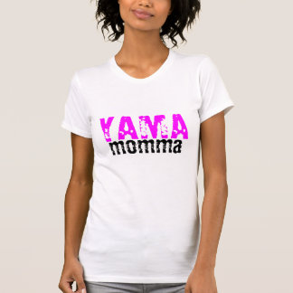 T-shirt Mamans de Yamaha ! Voulez monter la chemise Harley