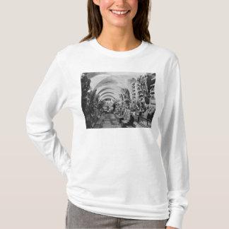 T-shirt Mamans des catacombes de Palerme, Italie