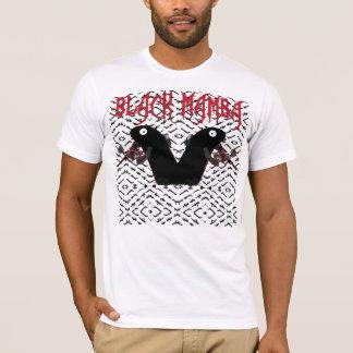 T-shirt Mamba noir