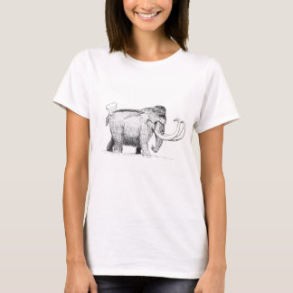 T-shirt Mammouth avec son ami d'ours !