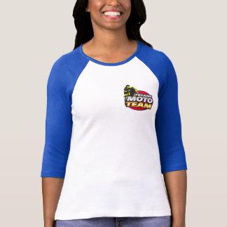 T-shirt manche 3/4 Femme