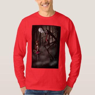 "T-Shirt manche longues ""SlenderMan"""