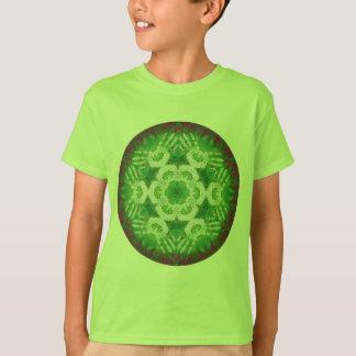 T-shirt Mandala curatif V3 de mains