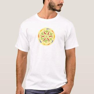 T-shirt Mandala de poissons/Poissons (islamique)