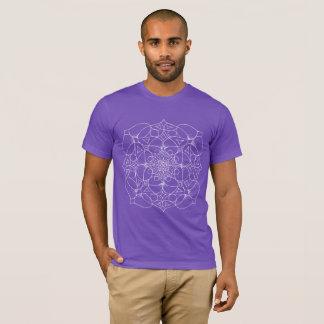 T-shirt Mandala de Sagittaire