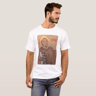 T-shirt Mandala Forró, Dominguinhos dans l'avant