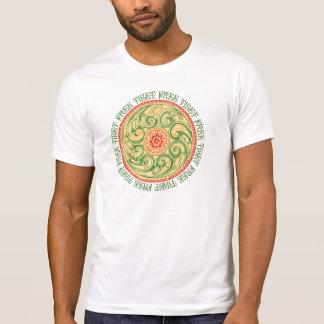 T-shirt Mandala libre du Thibet