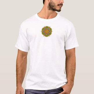 T-shirt Mandala persan