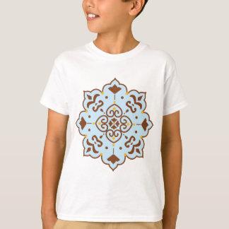 T-shirt Mandala persan de couverture de henné