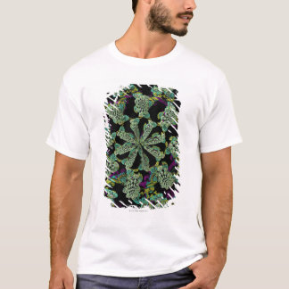 T-shirt Mandelbulb Fractel 2